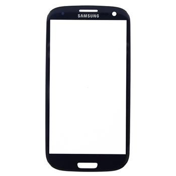 Dotyková deska Samsung i9300 Galaxy S3, i9301 Galaxy S3 NEO modrá