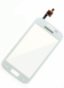 Dotyková deska Samsung I8160 bílá