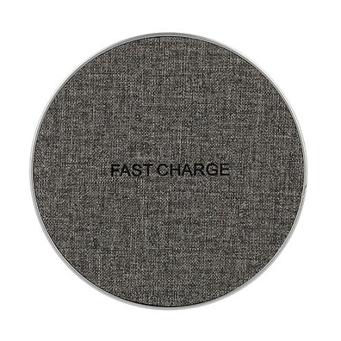 Indukční nabíječ FC02 FAST Charge 2A barva šedá
