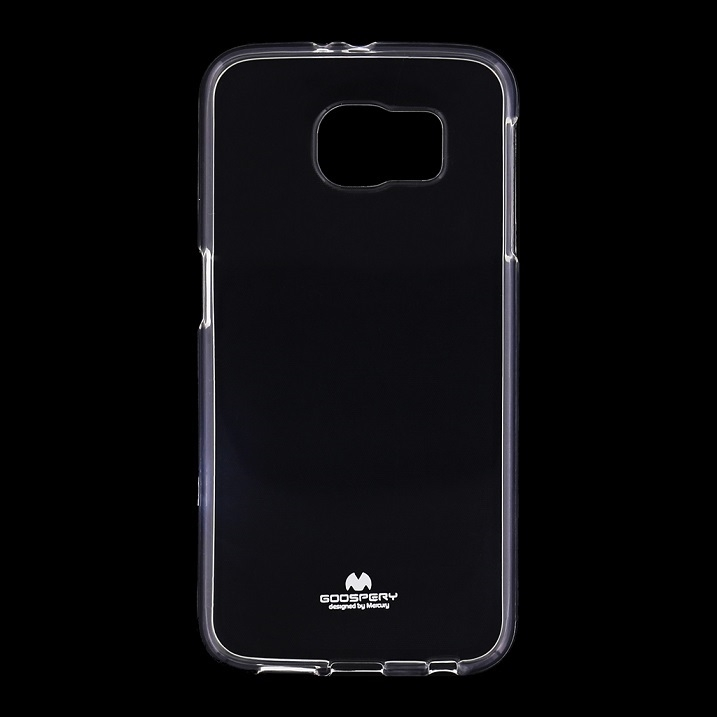 Pouzdro MERCURY Jelly Case Huawei Y6 (2018), Y6 PRIME (2018) transparentní