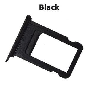 Šuplík SIM iPhone 8 4,7 černá