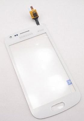 Dotyková deska Samsung S7580 Galaxy Trend Plus, S7582 bílá