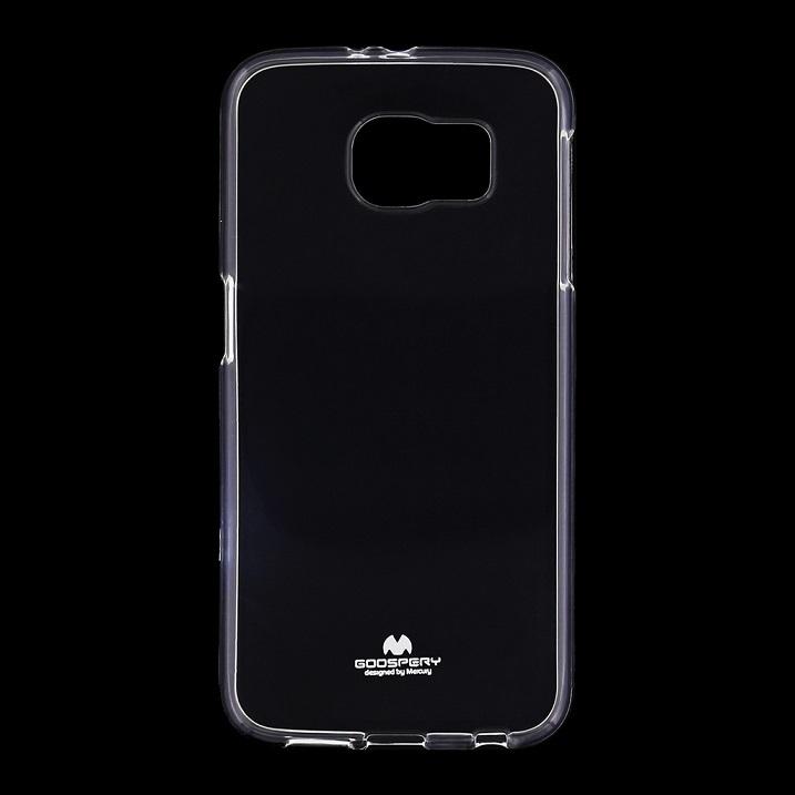 Pouzdro MERCURY Jelly Case Huawei Y7 (2018), Y7 PRIME (2018) transparentní