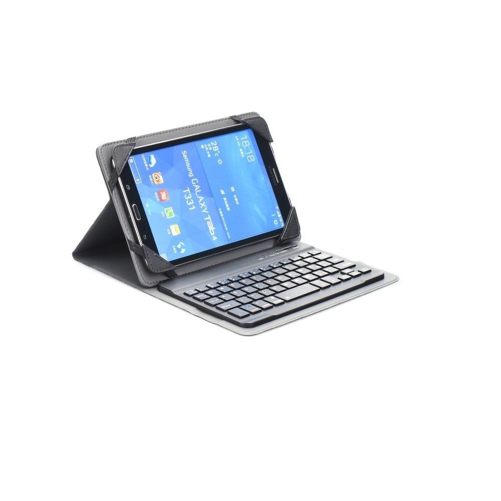 Pouzdro na TABLET 7´´ BLUN bluetooth klávesnice barva černá