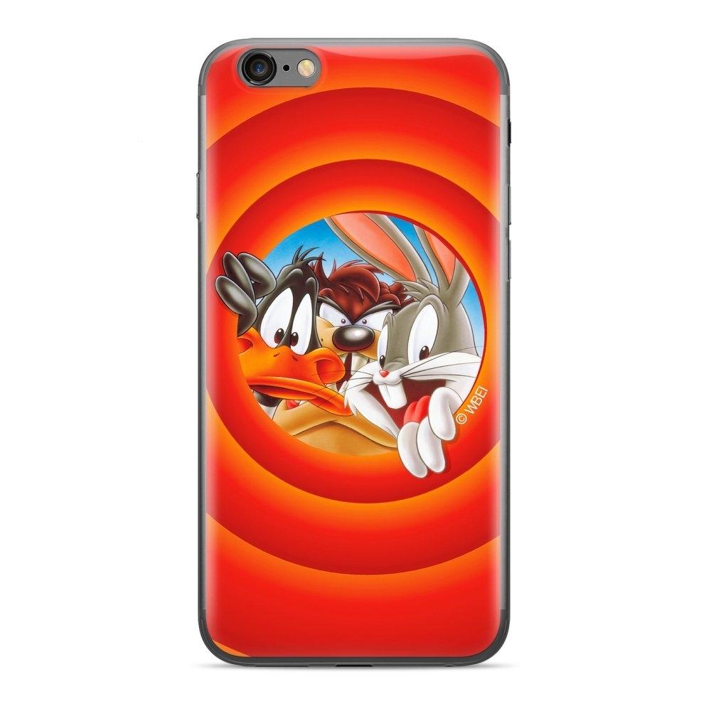 Pouzdro iPhone 7, 8 (4,7) Looney Tunes vzor 002