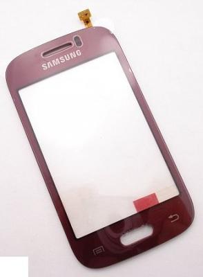 Dotyková deska Samsung S6310 Galaxy Young originál červená