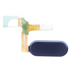 Huawei HONOR 9 flex pásek otisk prstu button modrá