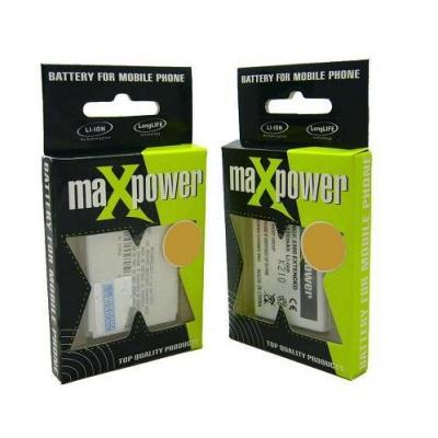 Baterie Max Power Nokia 6300 BL-4C 1400mAh Li-ion