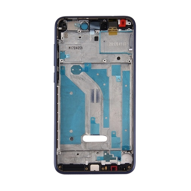 Huawei P8 LITE 2017, P9 LITE 2017 rámeček LCD originál stříbrná