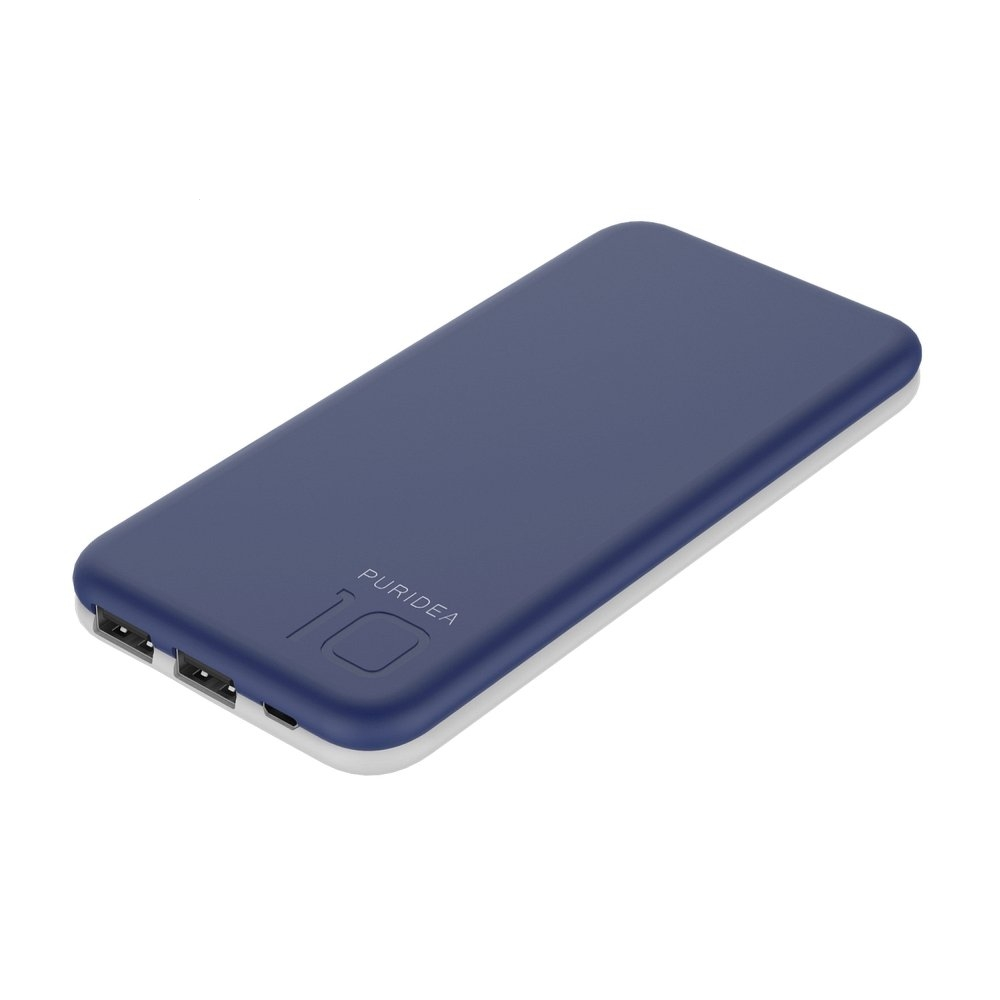 Externí baterie POWER BANK PURIDEA S2 10000mAh modrá