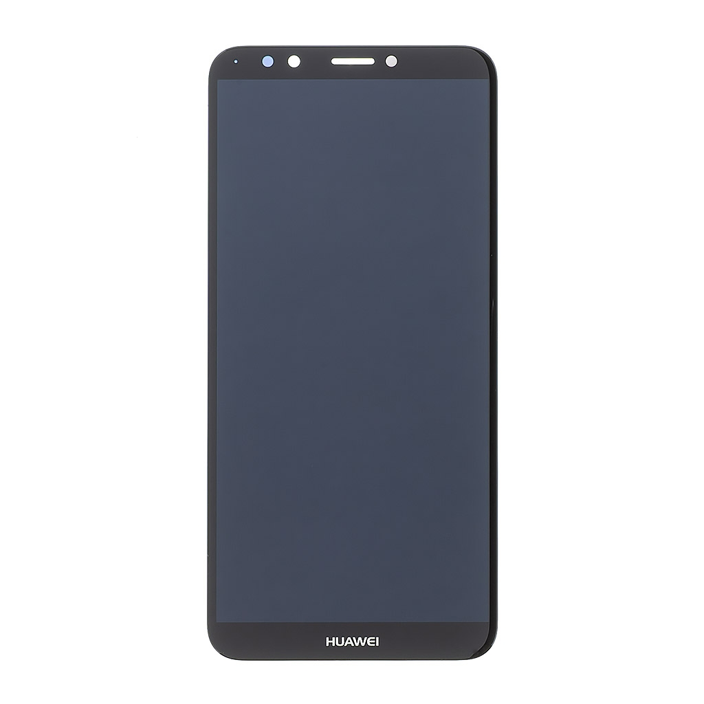 Dotyková deska Huawei Y7 2018, Y7 Prime 2018, HONOR 7C + LCD černá