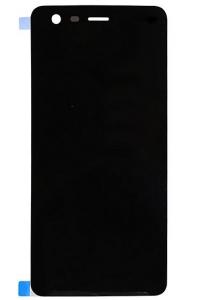 Dotyková deska Nokia 3.1 + LCD černá