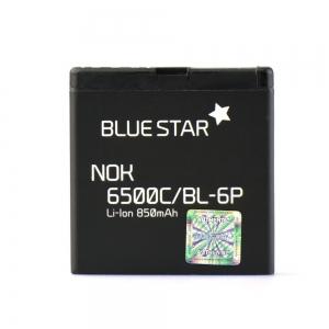 Baterie BlueStar Nokia 6500C, 7900 (BL-6P) 850mAh Li-ion