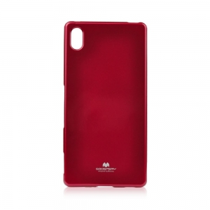 Pouzdro MERCURY Jelly Case Samsung A605 Galaxy A6 PLUS (2018) červená