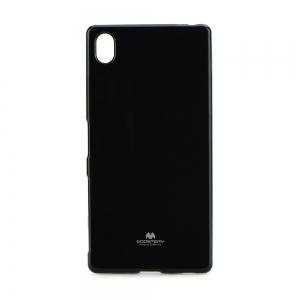 Pouzdro MERCURY Jelly Case Samsung A600 Galaxy A6 (2018) černá