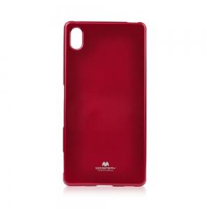 Pouzdro MERCURY Jelly Case Huawei Y7 (2018), Y7 PRIME (2018) červená