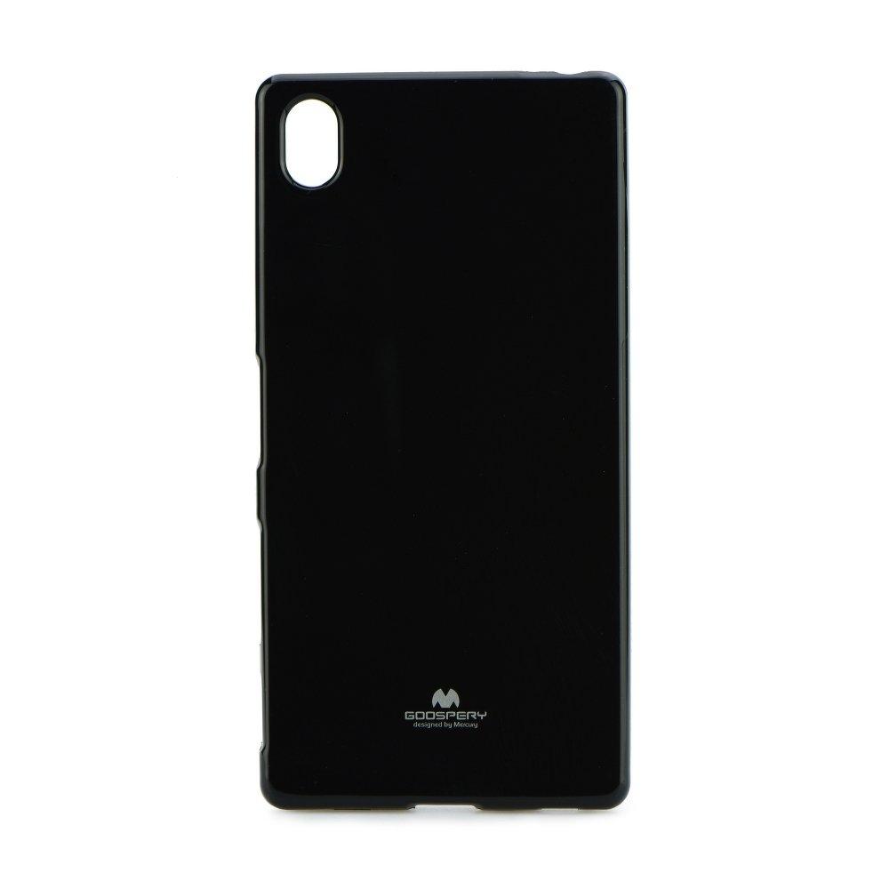 Pouzdro MERCURY Jelly Case Huawei Y5 (2018) černá