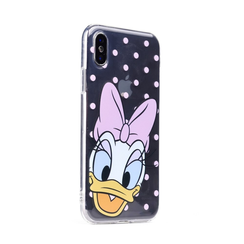 Pouzdro Huawei Y6 (2018), Y6 PRIME (2018) Daisy Duck vzor 004