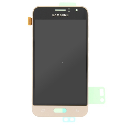Dotyková deska Samsung J120 Galaxy J1 (2016) + LCD gold Service Pack - originál
