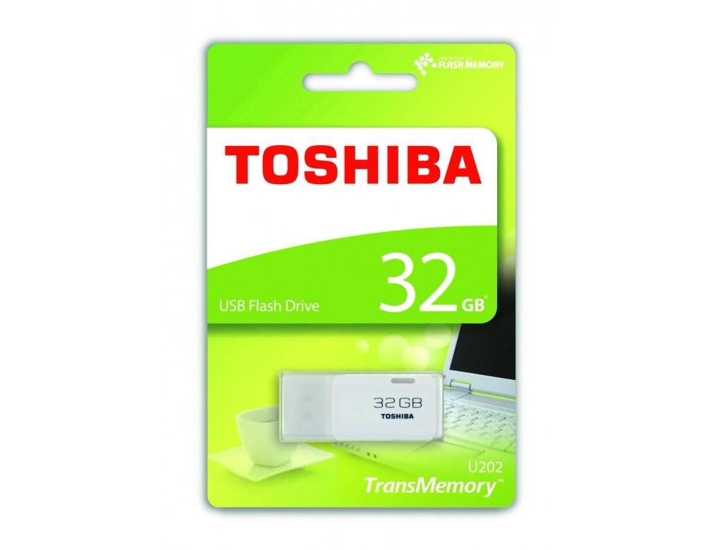 USB Flash Disk (PenDrive) TOSHIBA U202 32GB USB 2.0