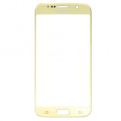 Dotyková deska Samsung G920 Galaxy S6 zlatá
