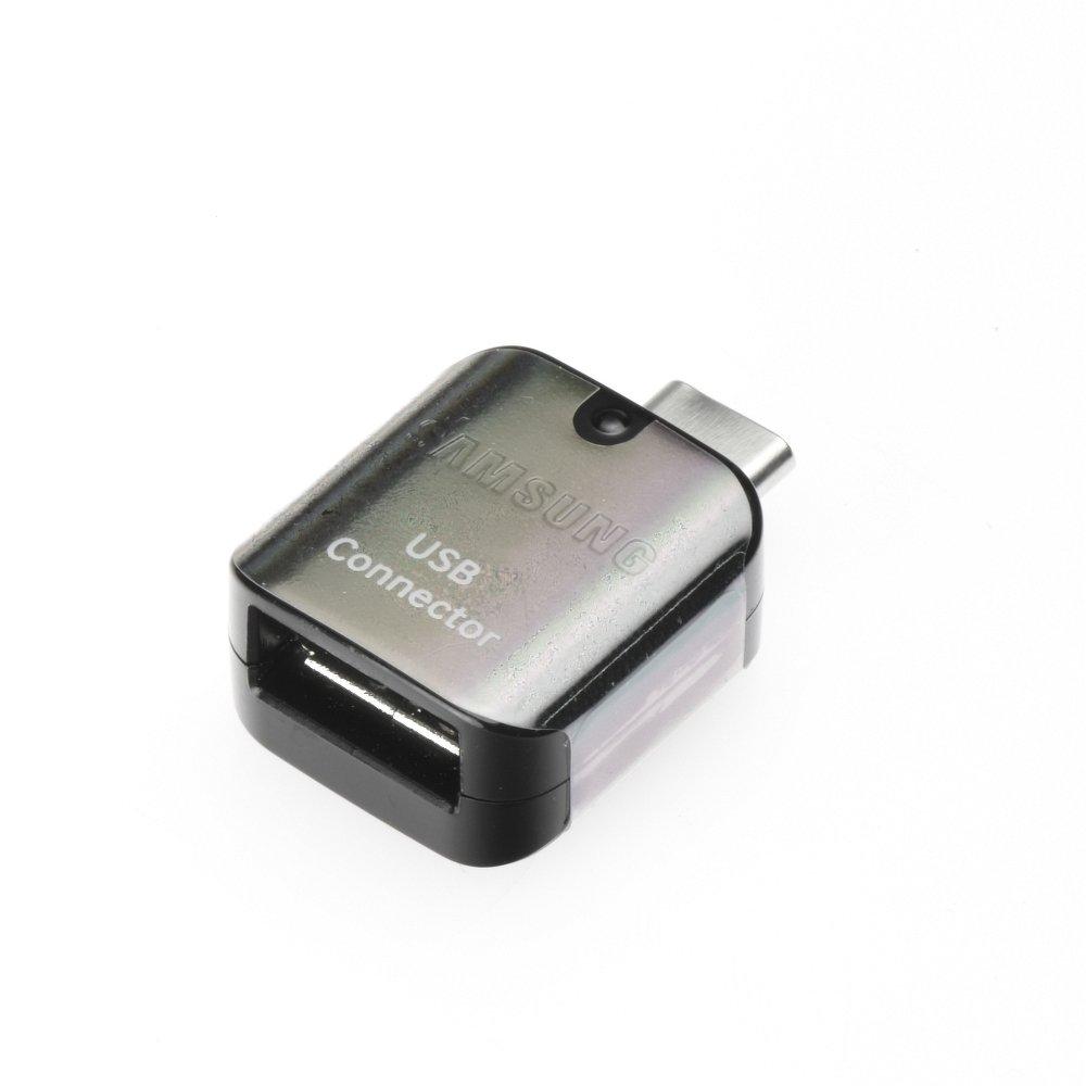 Adapter Samsung EE-UN9300 USB / micro USB TYP-C černá