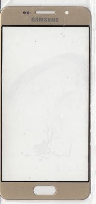 Dotyková deska Samsung A310 Galaxy A3 2016 zlatá