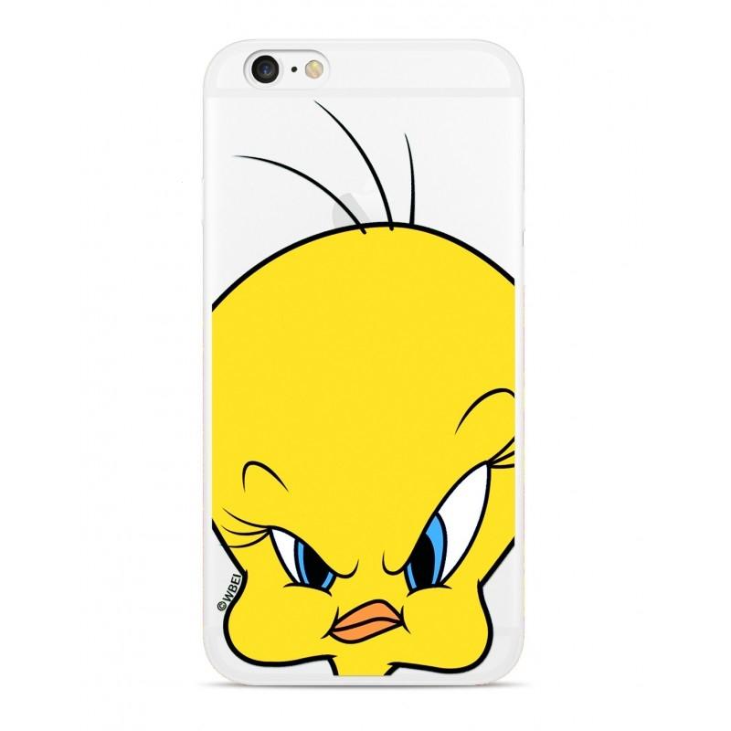 Pouzdro iPhone 7, 8 (4,7) Tweety vzor 002