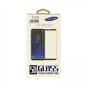 Tvrzené sklo 5D FULL GLUE Xiaomi Redmi 6, 6A černá