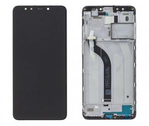 Dotyková deska Xiaomi Redmi 5 + LCD s rámečkem černá