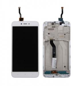 Dotyková deska Xiaomi Redmi 5A + LCD s rámečkem bílá