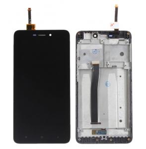 Dotyková deska Xiaomi Redmi 4A + LCD s rámečkem černá