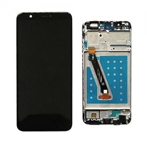 Dotyková deska Huawei P SMART + LCD s rámečkem černá