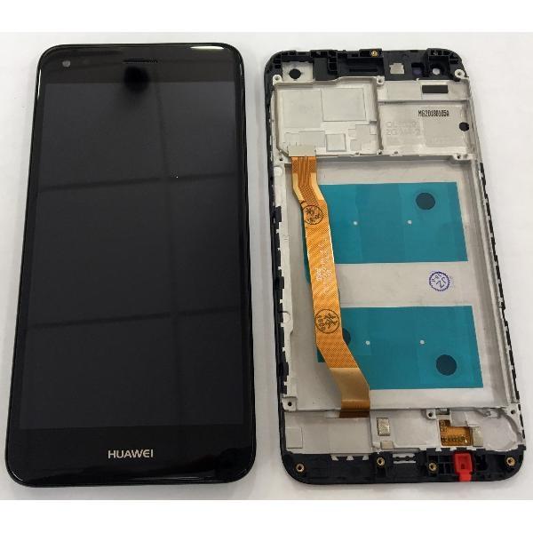 Dotyková deska Huawei P9 LITE MINI + LCD s rámečkem černá
