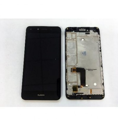 Dotyková deska Huawei Y5 II (Y5-2) + LCD s rámečkem černá