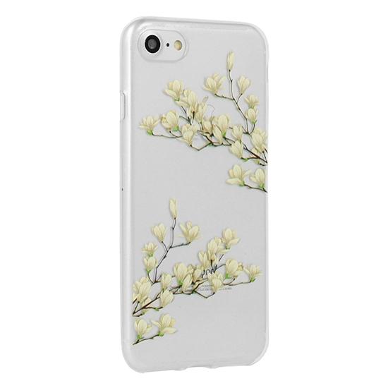 Pouzdro FLORAL Ultra Slim Samsung G960 Galaxy S9 Magnolia