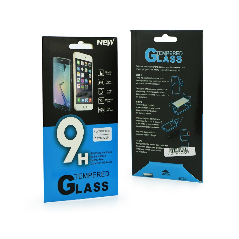 Ochranná folie Huawei HONOR 8C tvrzené sklo 9H BestGlass