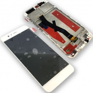 Dotyková deska Huawei P10 + LCD s rámečkem bílá