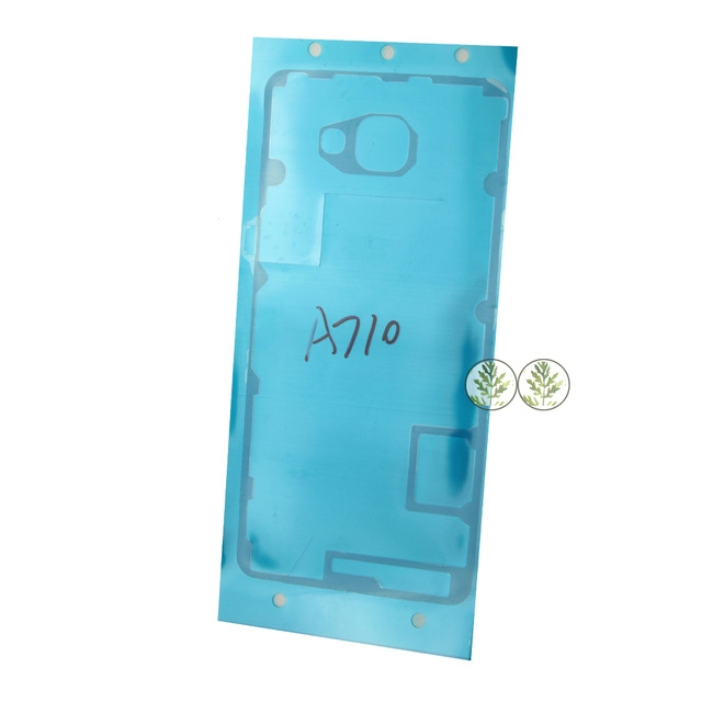 Lepící páska Samsung A710 Galaxy A7 (2016) - těsnění krytu baterie