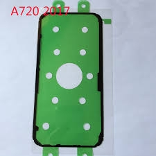 Lepící páska Samsung A720 Galaxy A7 (2017) - těsnění krytu baterie
