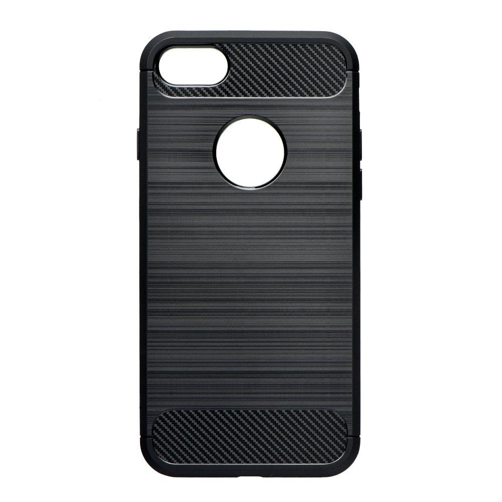 Pouzdro Forcell CARBON iPhone XS MAX (6,5) černá