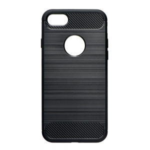 Pouzdro CARBON iPhone XR (6,1) černá