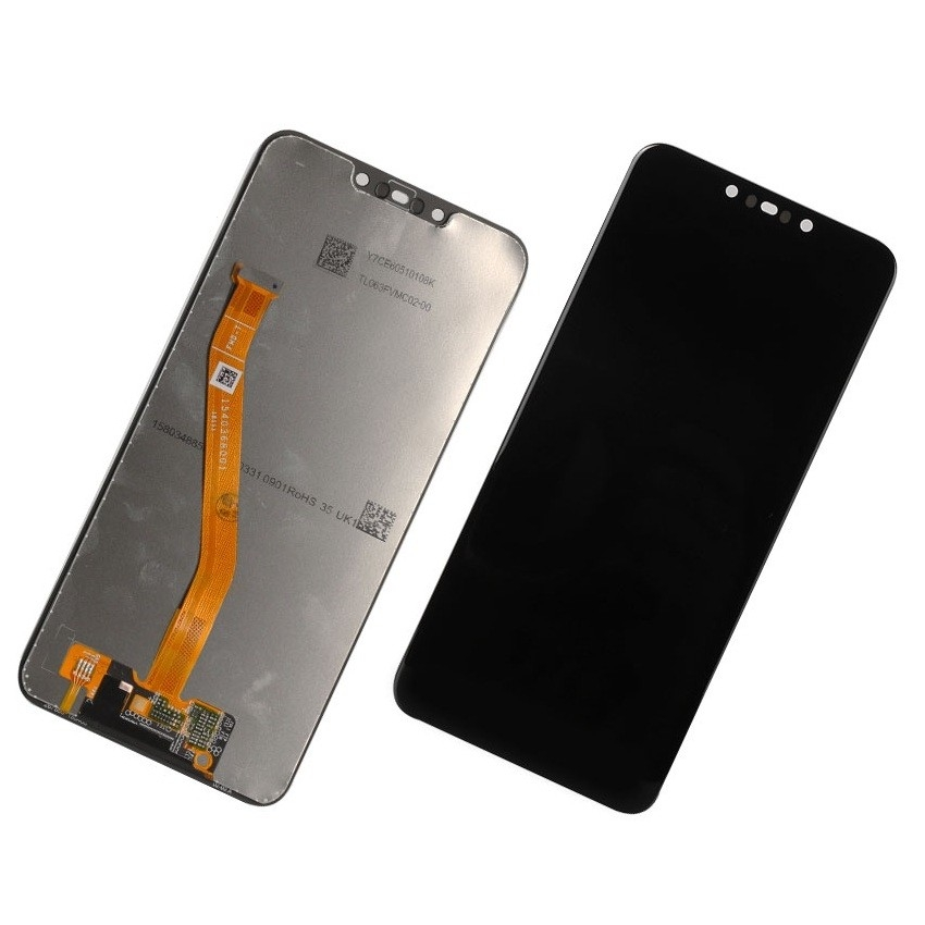 Dotyková deska Huawei NOVA 3 + LCD černá