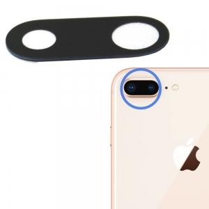 Sklíčko zadní kamery iPhone 8 PLUS 5,5 - bez rámečku