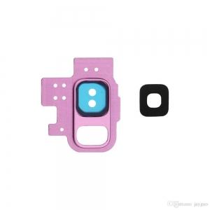 Sklíčko zadní kamery Samsung G960 Galaxy S9 fialová
