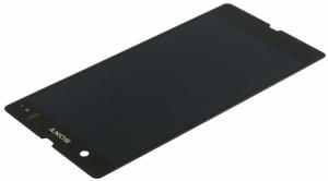 Dotyková deska Sony Xperia Z C6603 + LCD černá