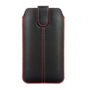 Pouzdro FORCELL M4 Samsung A51, M21, A22 4G, Huawei P20 Lite, Xiaomi Mi 11 Lite 5G černá