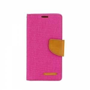 Pouzdro CANVAS Fancy Diary iPhone XS MAX (6,5) růžová
