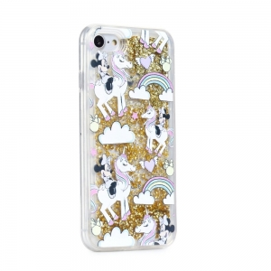 Pouzdro iPhone X, XS (5,8) Minnie Mouse vzor 037