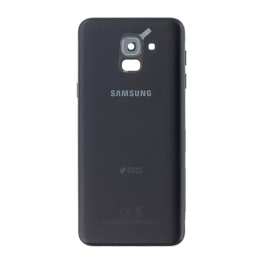 Samsung J600 Galaxy J6 (2018) kryt baterie černá